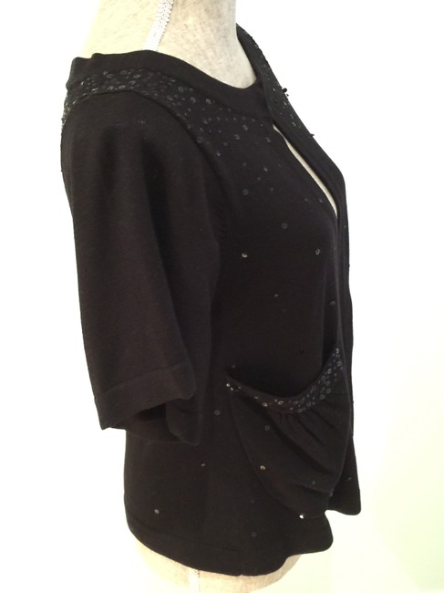French Connection Sequined Dressy Sequined Sweaters Cardigan Image 1