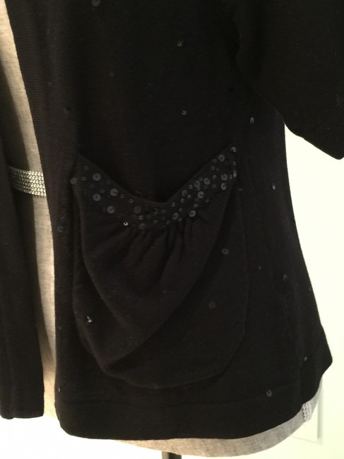 French Connection Sequined Dressy Sequined Sweaters Cardigan Image 4