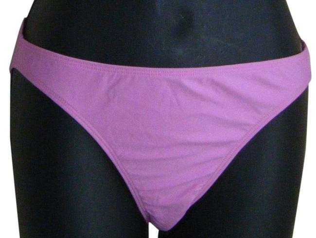 WATERFRONT SURF SWIMSUIT BIKINI TEMPLATE BOTTOM 12 NWOT WATERFRONT SURF LINED FRONT PINK Image 0