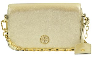 Tory Burch Metallic Shoulder Bag