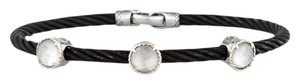 Charriol Philippe Charriol Celtic Noir Cable Bracelet
