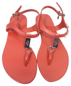 Coach Watermelon Sandals