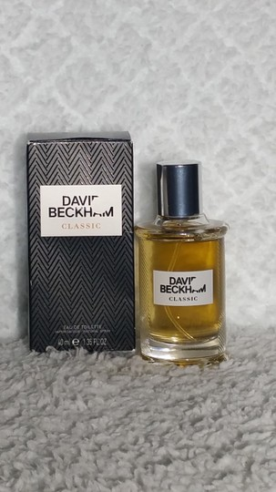 David Beckham Classic 1.35 fl oz for Men by David Beckham Image 1