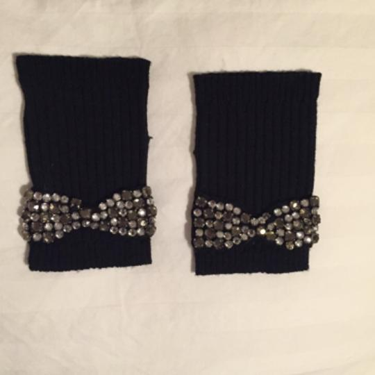 Juicy Couture Mittens With Rhinestones Image 1