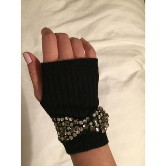 Juicy Couture Mittens With Rhinestones Image 5
