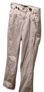 American Eagle Outfitters Straight Pants Khaki