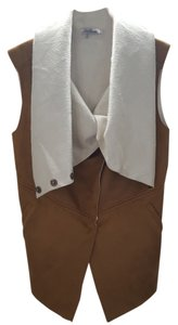 Nally & Millie Faux Suede Vest