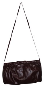 Anne Klein . Leather Shoulder Bag