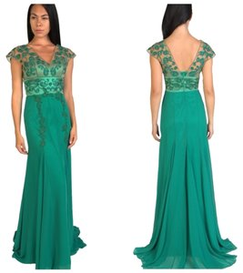 Saboroma Size Mother Of Brid Evening Gown Dress