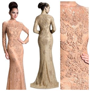 Janique Mother Of Brid Evening Gown Dress