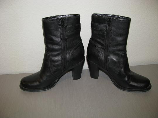 Fitzwell Black Boots Image 1