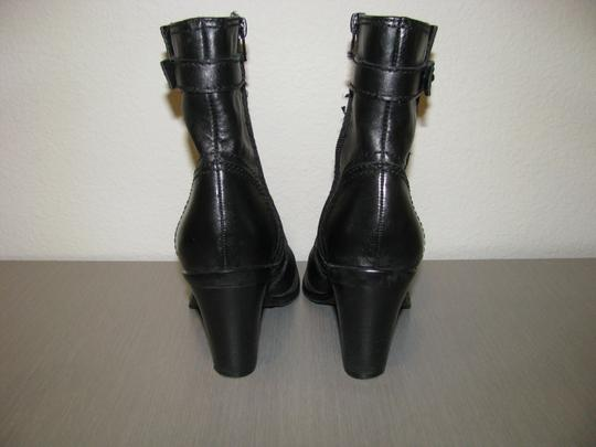 Fitzwell Black Boots Image 4