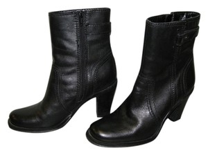 Fitzwell Black Boots