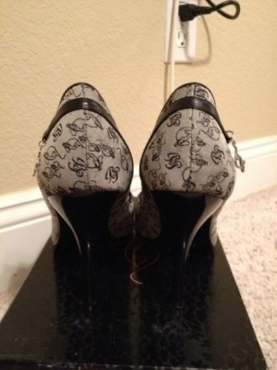 Baby Phat Black/Black Pumps