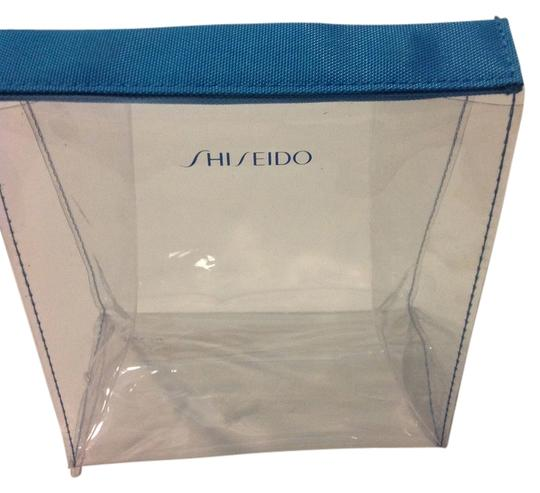 shiseido Shiseido transparent travel cosmetic bag