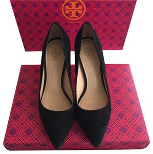 Tory Burch Black Pumps