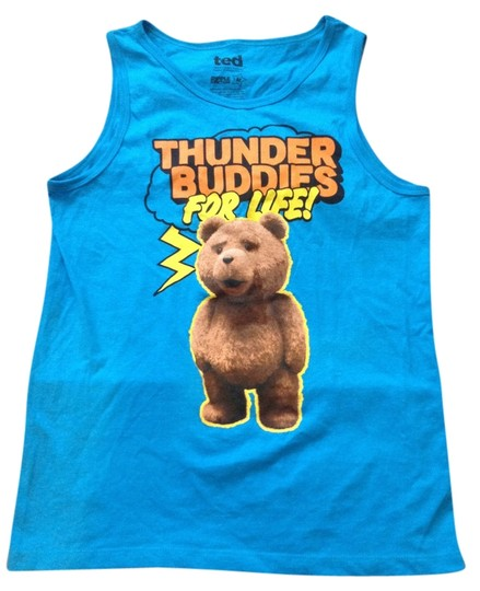 Preload https://img-static.tradesy.com/item/8802553/ted-baker-bear-blue-tank-top-men-s-size-medium-new-without-tag-0-1-540-540.jpg