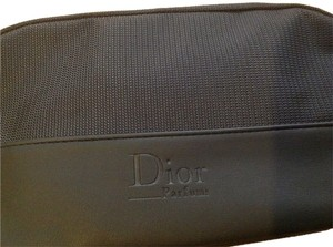 Dior New black trousse travel makeup pouch By Dior Parfums