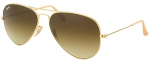 Ray-Ban Ray-Ban Unisex 'RB 3025 112/85' Aviator Sunglasses