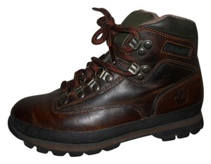 Timberland Leather brown Boots