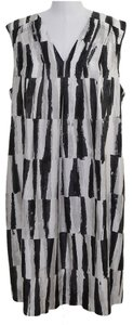 Pringle of Scotland short dress Black, Grey, White on Tradesy