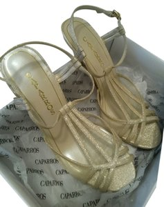 Caparros Gold Glitter Formal