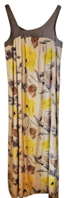 Floral Maxi Dress by Karen Zambos Maxi Summer Vintage Couture