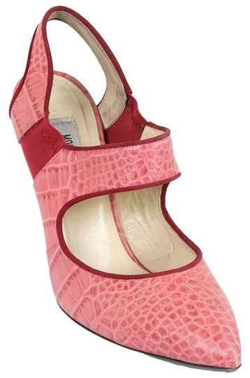 Preload https://img-static.tradesy.com/item/880840/moschino-pink-croc-leather-mary-jane-pumps-size-us-9-0-0-540-540.jpg