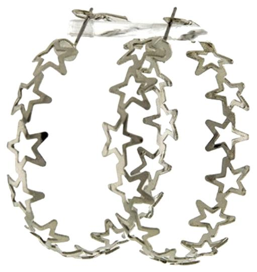 Other Star Paper Cutout Hoops