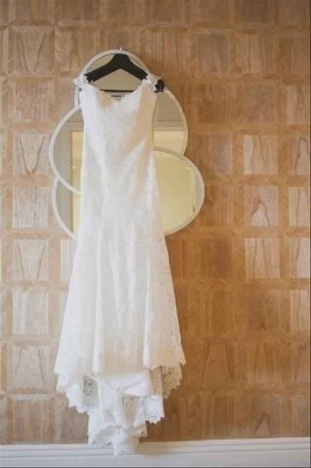 Romona keveza legends l854 wedding dress tradesy for Best way to sell used wedding dress