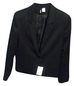 Divided by H&M NEW Divided by H&M Black Blazer One Button Two Pockets