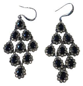 Nadri black crystal chandelier in earrings tradesy nadri nadri chandelier earrings earrings in black crystal mozeypictures Image collections