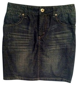 American Eagle Outfitters Denim Pencil Mini Skirt