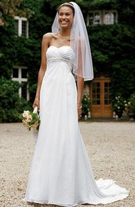 David's Bridal Wg3078 Wedding Dress