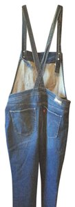 Levi's straight leg overalls size 11 brand-new never worn Straight Leg Jeans