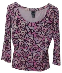 INC International Concepts Women Pinks Purples Top Pinks/Purples