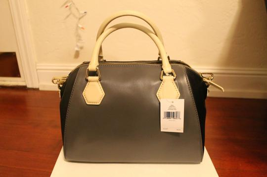 Kate Spade Pippa Catherine Street Satchel in Smokestack