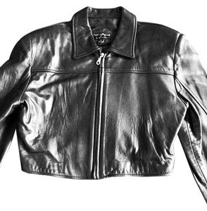 Tutto Pelle Black leather Leather Jacket