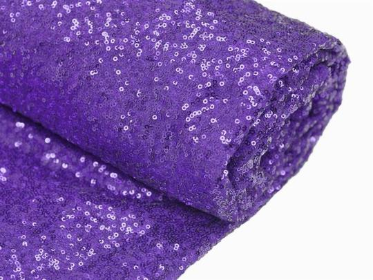 You Choose Lot Of 10 Sequin Table Runners Glitter Sparkle Glam Bling Color Tablecloth Image 6