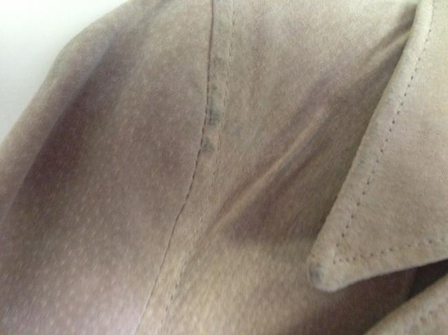 Wilsons Leather Light Brown Leather Jacket Image 5