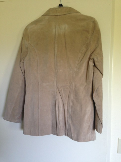 Wilsons Leather Light Brown Leather Jacket Image 6