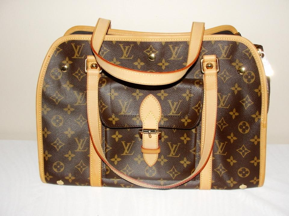 5f6c399d50d3 Louis Vuitton Baxter Gm Pet Carrier Dog Carrier Baxter Brown Travel Bag  Image 11. 123456789101112