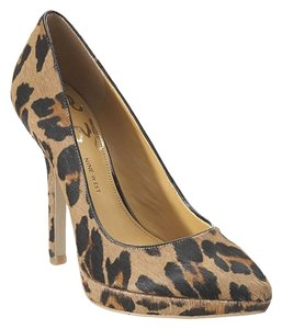Nine West Love Fury Heels Leopard Pumps