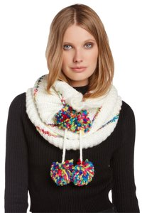 Betsey Johnson Betsey Johnson Pom Poms Party Snood NWT $48.00 Wild Child Betsey