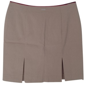 Tommy Hilfiger Skirt Tan