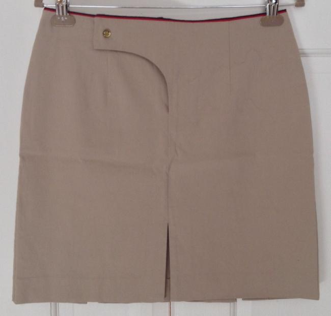 Tommy Hilfiger Skirt Tan Image 1