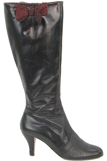 Preload https://img-static.tradesy.com/item/881637/moschino-black-cheap-chic-leather-tall-bootsbooties-size-us-10-0-0-540-540.jpg