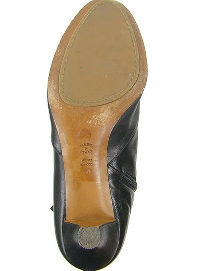 Moschino Bow Black Boots Image 4