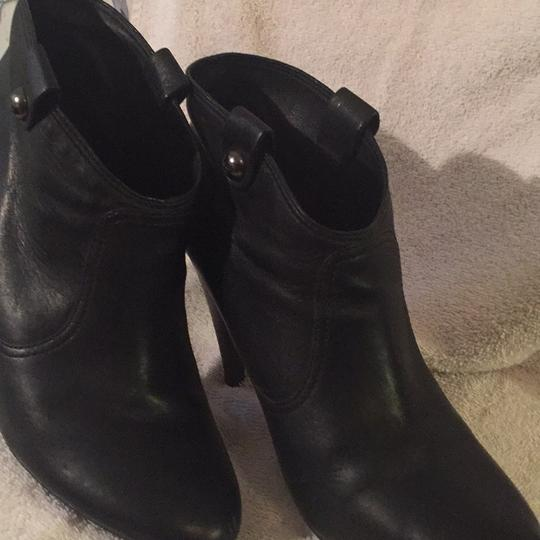 Coach Blac Boots Image 1