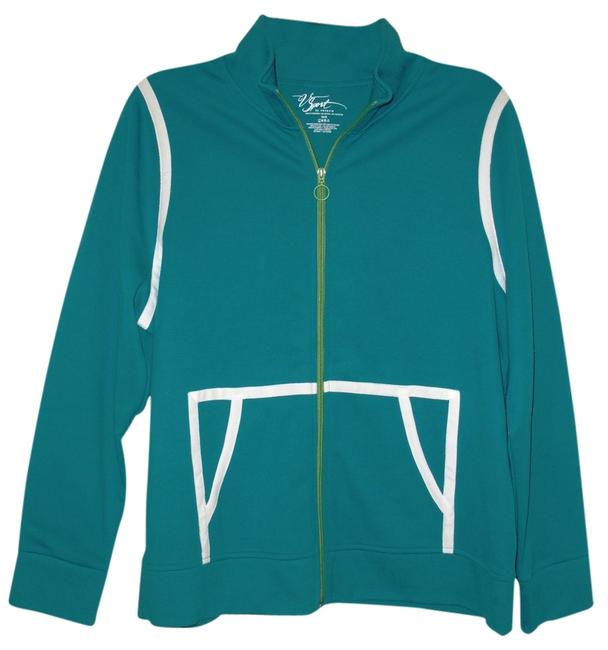Venezia by Lane Bryant Yoga Exercise Jacket